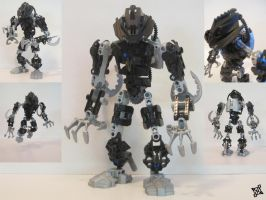 Toa of Earth by Timbertail