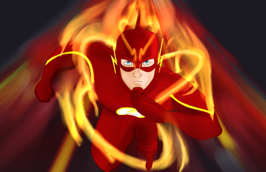My Name is Barry Allen... by Oreomega95