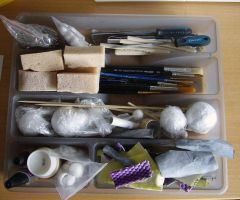 The doll maker's toolbox by daiin