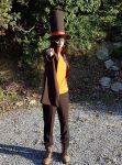 Professor Layton Cosplay by Mery54
