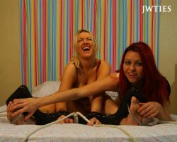 Mandy Taylor Stocked N Tickled by JWTies