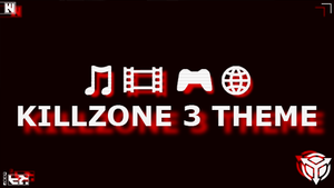 Killzone 3 Red PS3 Theme by ropa-to