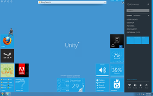 Geek variation of Unity by Swelyn