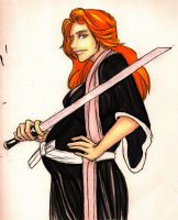 Art Trade: Bleach by thew40