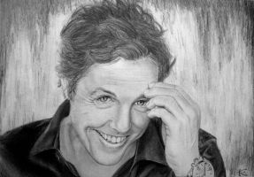 Hugh Grant by Kristelok