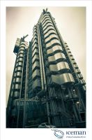 Lloyd's building 02 by IcemanUK