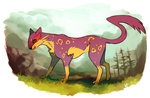 Liepard by Susiron