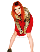 PNG 1 Hayley Williams hq by Mylifeisabook