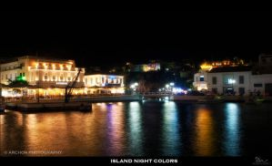 island night colors by archonGX