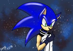 Sonic by 777Bunny777
