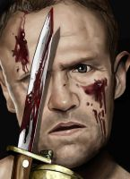 Merle Dixon - The Walking Dead by HeroforPain