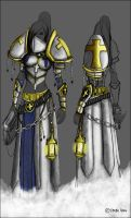 Female Paladin - Update by duece