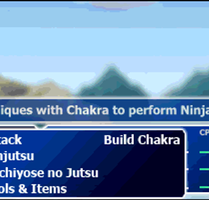 Naruto Final Fantasy RPG by burningvegeta