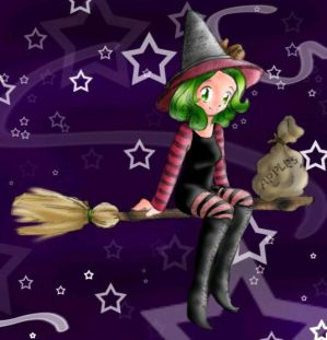 Applesauce Witch - Cad�Lara AvatarLar :)