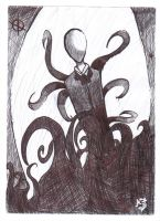 Slenderman by Aeld-fangirl