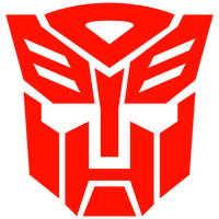 Autobot Logo Vector by robzombiefan2121
