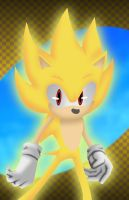 Super Sonic by ProffessorZolo