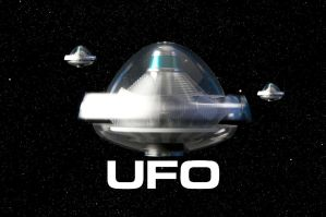 Ufo by Robby-Robert