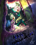 DreamkeepersHalloween.2015 by Ethereal-Harbinger