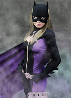 Batgirl by 6and6