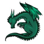 Green Dragon by xRaggsokkenx