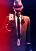 Portrait of Spy by crazycombine1312