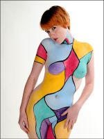 Body Paint by rhea-griffin