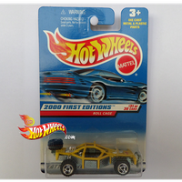First Editions Roll Cage Yellow by idhotwheels