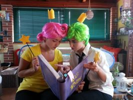 Fairly odd parents cosplay by Juliet1992