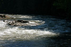 Chatooga River Stock by GloomWriter