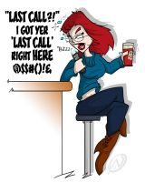 Last Call Monica by LDLAWRENCE