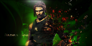 Nathan Spencer (Bionic Commando) by TH3M4G0