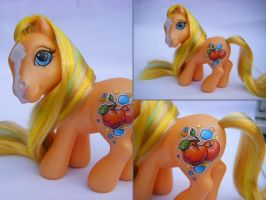 Custom My Pony Bubblejack by eponyart