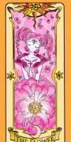 Clow Card The Flower by inuebony