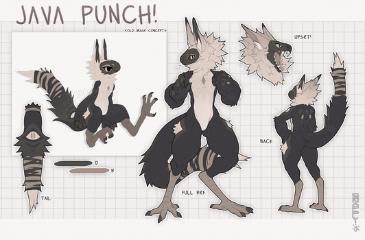 JAVA PUNCH (Grem Auction) (CLOSED THANK YOU) by MrGremble