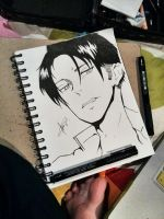 Levi 3 by LaliSteffanyA