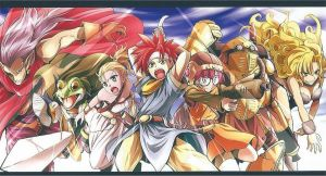 Chrono Trigger win by MaguschildCloud