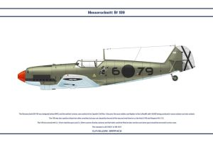Bf 109 D-1 J88 1 by WS-Clave
