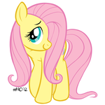 Fluttershy Redux by empty-10