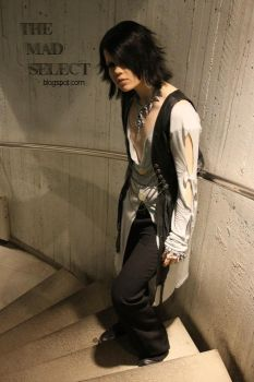 the GazettE Aoi Before I Decay cosplay pt. 3 by lygofobia