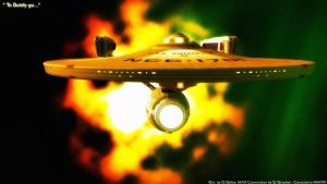 To Boldly Go by Canduterio