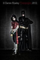 Robin: Arkham City 2 by Red-Space-Ranger