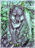 ACEO_Lunakia by Kyuubreon