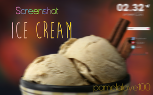 Sreenshot Ice Cream by Pamelalove100