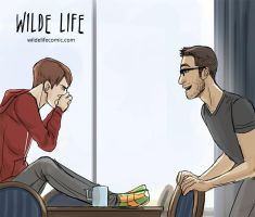 Wilde Life - 156 by Lepas