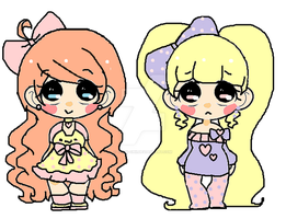 Cute adopts~CLOSED by Chibii-chii