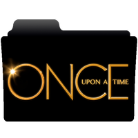 Once Upon A Time folder icon by NonStopSarah