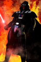 Lord Darth Vader by CodenameZeus