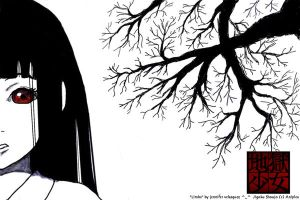 'Limbs' - Jigoku Shoujo by jennifal