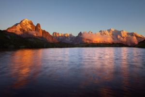 Cheserys Lake by RobertoBertero